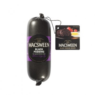 Macsween Black Pudding (227g)