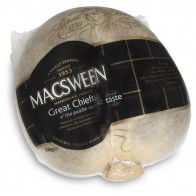 Macsween Chieftain Haggis serves 16 (nominal weight 3.6kg)