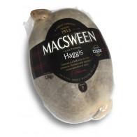 Macsween Haggis serves 8 (nominal weight 1.8kg)