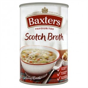 Baxters Scotch Broth Soup 415g
