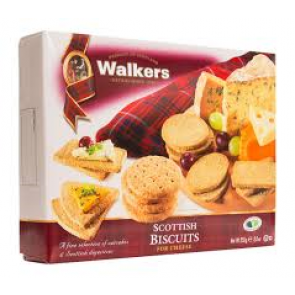 Walkers Scottish Oat Biscuits for Cheese 250g