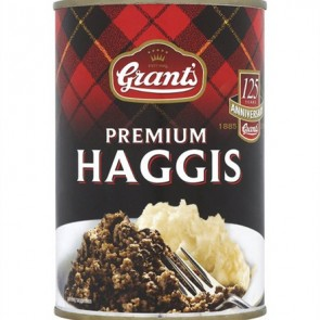 Grants Haggis 1.2kg - Catering Size Serves 6