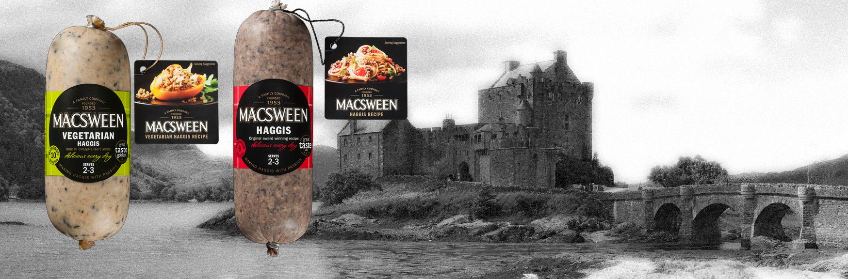 huk - Macsween/Eilean Castle